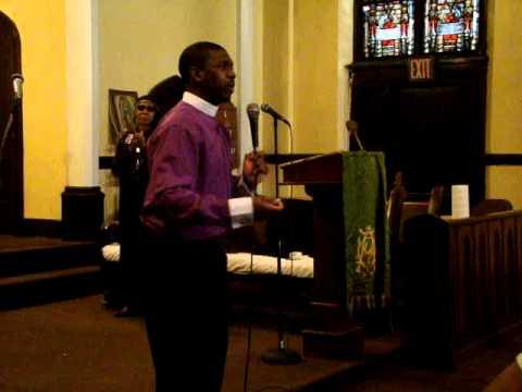 Bishop Boyde Singletary I WAS DAMAGED BUT NOW I'M DELIVERED PT3