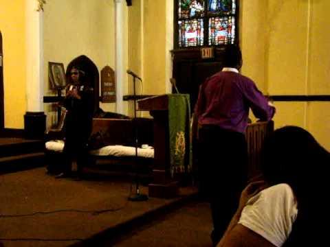 Bishop Boyde Singletary I WAS DAMAGED BUT NOW I'M DELIVERED PT2