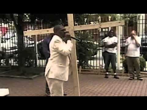 Bishop Boyde Singletary- at the cross pt3