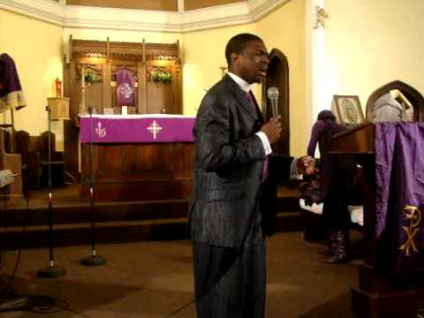 Bishop Boyde - cast down but not destroyed pt1