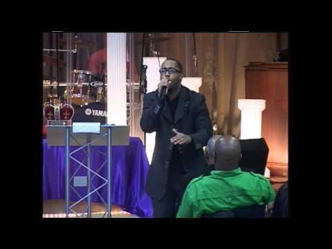 I Want His Glory - Pastor Eric Tolbert