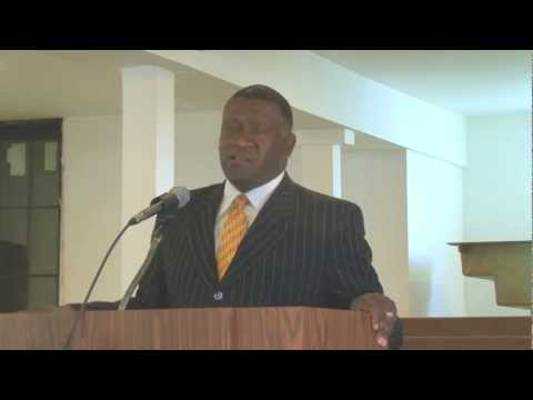 Pastor Ronald Keith Hayes -Be Encouraged