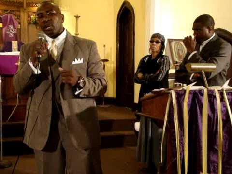 Elder Anthony McNeal end times pt4