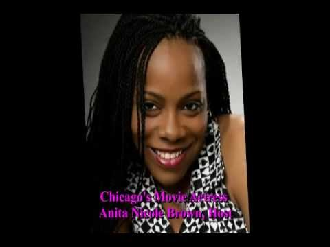 The Irresistible Black Woman Show With Actress  Anita Nicole Brown Host.