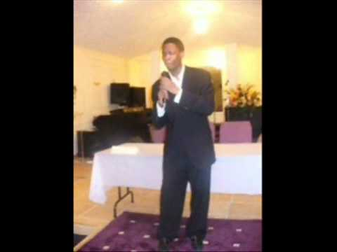MINISTER A.J. SMITH -Knowing the character of Christ.wmv