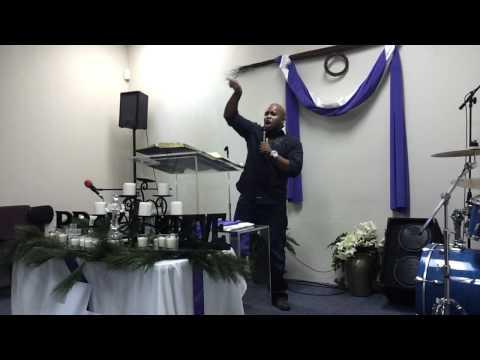 Prophet David L. Johnson, Pastor of The High Place