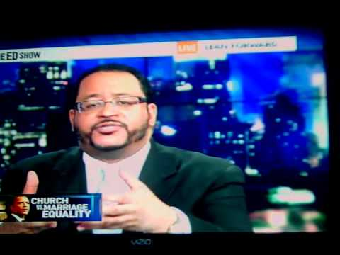 """Michael Eric Dyson  """"Why Do We Care What Gay People Do?"""""""