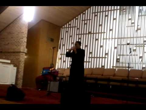 Evangelist Sylvia L. Addison - Amazing Grace & Stop & Pray Performed live