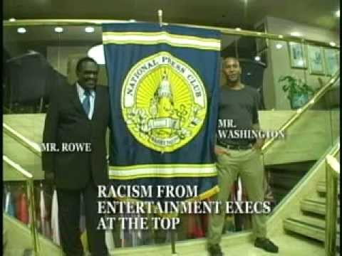 HEAR HOW RACISM COMES FROM THE ENTERTAINMENT EXECS AT THE TOP...flv