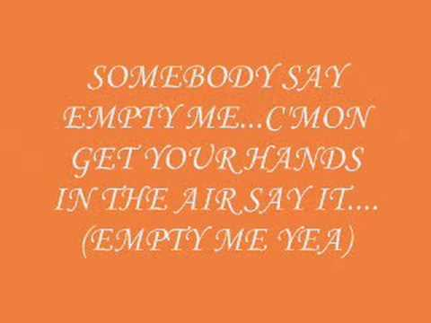 Empty me lyrics by william murphy