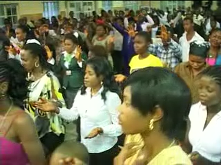 Prophetic Prayers By Pastor Rhoda E. Awiliki.