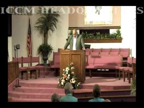 """BISHOP DR JAMES B HARDY  """"BE YE READY FOR BATTLE"""""""