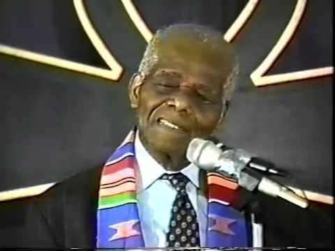 Dr. John Henrik Clarke -   An Afrikan Revolution