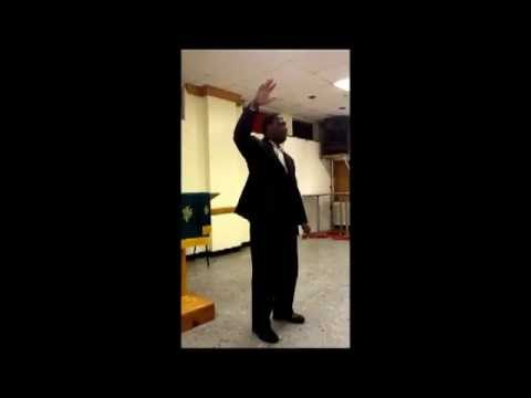 Don't Quit Your Goals Because of The Process ~ Pastor Elder Victorian Brown