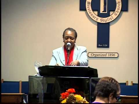 Evangelist Diana Jackson...THE INSEPARABLE LOVE OF GOD. ROMANS 8 35-39 REV. SANDI PETERSON.
