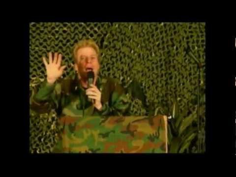 "Spiritual Warfare - ""A Mandate For War"" - By Brett Watson"