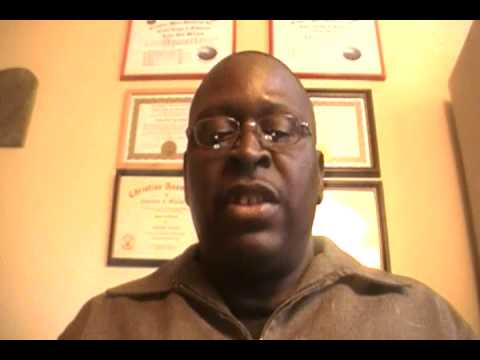 A Very Special Message From Apostle Williams