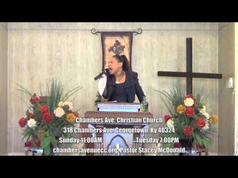 All Faith No Fear - Pastor Stacey McDonald