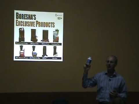 Boresha Products explained by Dr. Joey Bird