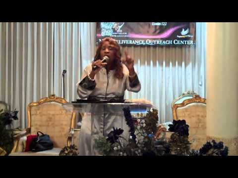 """Pastor Janice Caslin, """"It's Not Going To Always Be Like This!"""""""