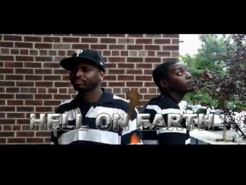 Universal Disciple - Hell on earth - Remix - Mixtape 4 - Feat .. Lik - Official video