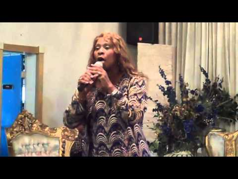 """Pastor Janice Caslin, """"It's All Working for Your Good!"""""""