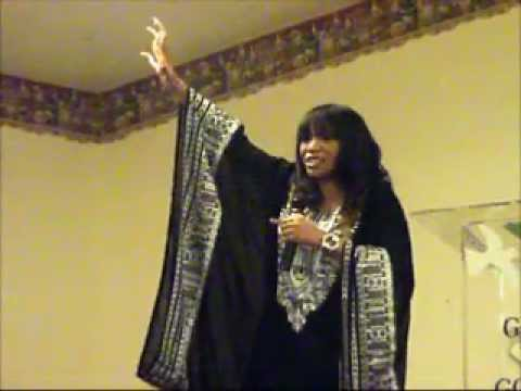 Apostle LaWanda Peters - Pillars of Fire