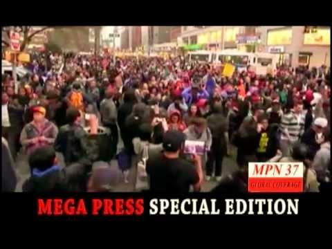 4. MEGA PRESS- ECONOMY, TRAYVON MARTIN