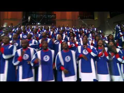 """I Love To Praise Him"" - Mississippi Mass Choir"