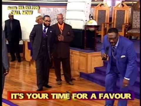 It's Time For Your Favour