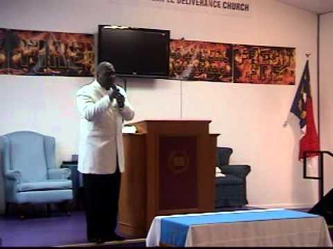 Apostle Barry Spates_Apostolic Preaching_On Understanding The Kingdom Of God