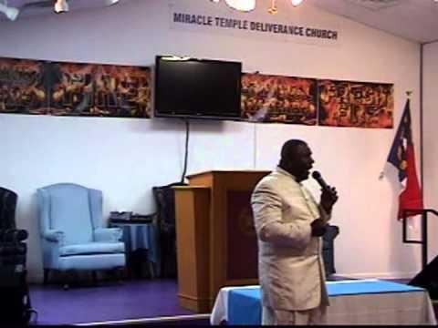 Apostle Barry Spates_ Apostolic Preaching_A Message On Healing