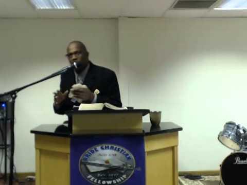 Pastor A. Payton Sr Sermon The Thanksgiving Family 2013