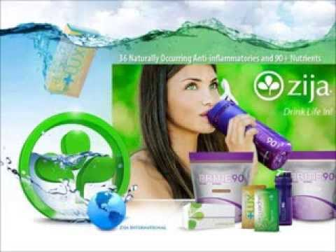 HOLY HEALTH - ZIJA! ~ DRINK LIFE IN!
