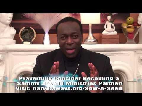 Sammy Joseph Ministries: January 2014 Gift Offer