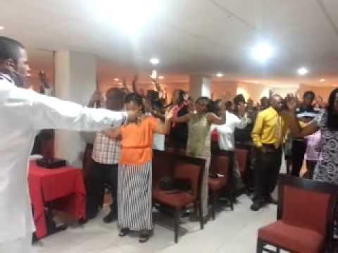 Prophet Janal Browne -Power of the Holy spirit.3gp