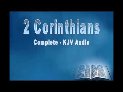 Listen To The Bible Series-2 Corinthians-Complete King James Version