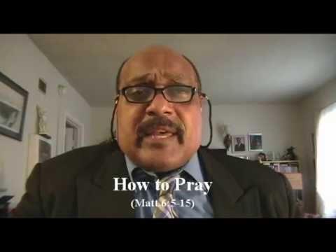 At Home with The Word 17 - Minister Fitz - Golden Nuggets from the Son of God