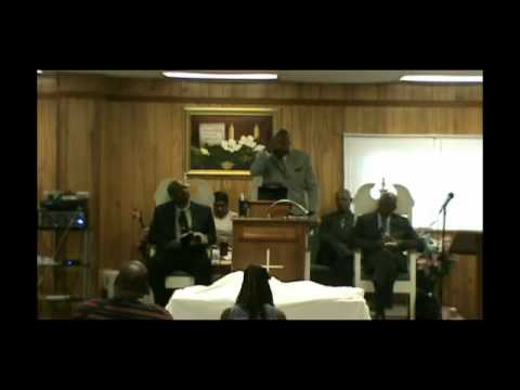 Bent, But Not Broken by Minister Lee Rice @ United Faith Church, Columbus Ms.