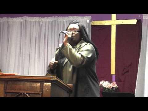 Pastor Yolanda A Sermon (SNIPPET)
