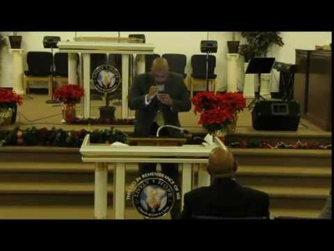 Enter Into the New by Minister Lee Rice (New Year's Eve)