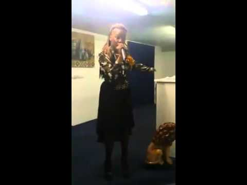 Apostle Mary McMiller clip 3 Holy Convocation
