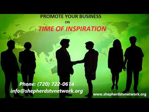 TIME OF INSPIRATION AD PROMO
