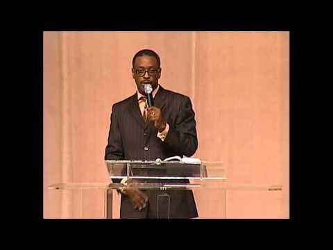 "Dr. E. Marcel Jones preaching, ""Faith That Stands the Fire"" Part 1"
