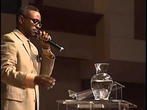 Sermon by Dr. E. Marcel Jones - He's Making Me New (Part 3)