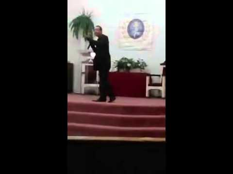Apostle Louis Gordon Jr- Grace On Purpose Ministries Int. I