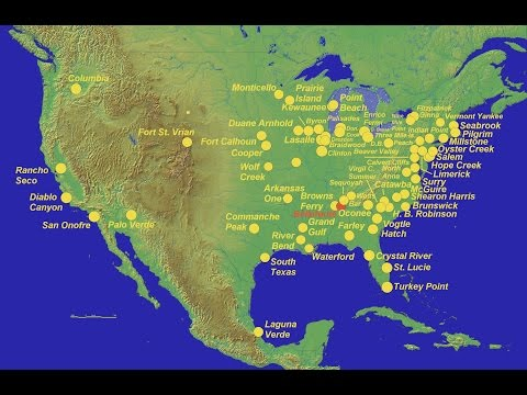 People are in  HUGE TROUBLE all across the US but DON't KNOW IT. RADIATION POISONING.