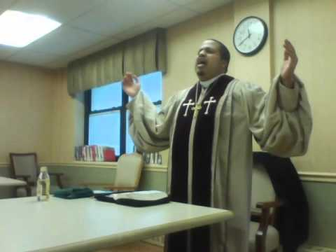 Apostle E. L. Gales (11/1/2015): 'Is The Holy Ghost Needed? / Is Preaching Written Messages Wrong?'