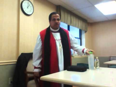 Apostle E. L. Gales (11/15/2015): 'Bastard Pastors Taking Fools To Hell With Them'