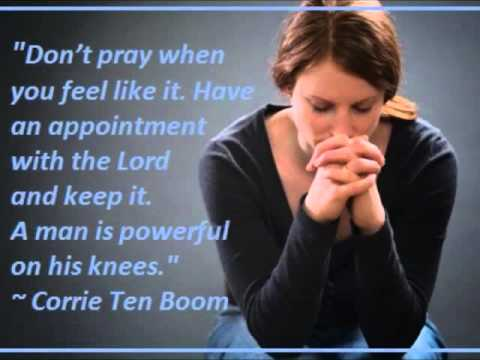 Just Tell The Lord Thank you  Video Message